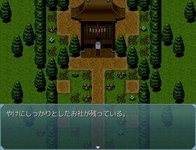 湖底の童歌 Game Screen Shot4