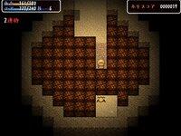 ホリモノガタリのゲーム画面