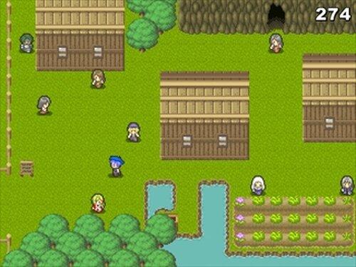 おうさまのサラダ Game Screen Shot5