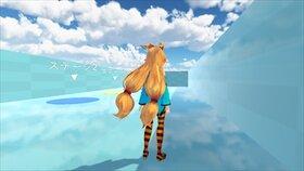 ユニティちゃんパルクール Game Screen Shot3