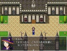 脳筋アリシアは魔法学院を卒業したい! Game Screen Shot2