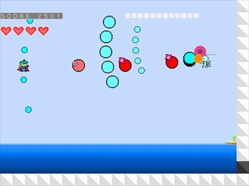 ヤシーユたちのラストアクション Game Screen Shot4