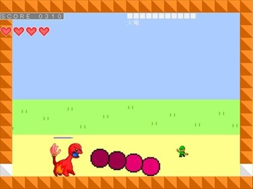 ヤシーユたちのラストアクション Game Screen Shot5