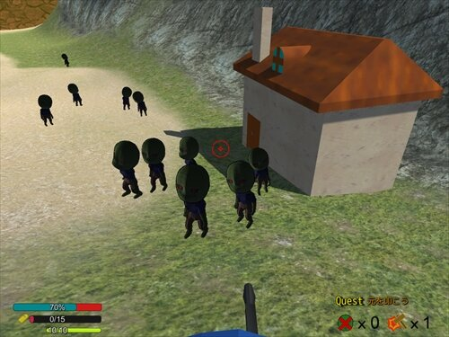 FantasyPandemic Game Screen Shot1