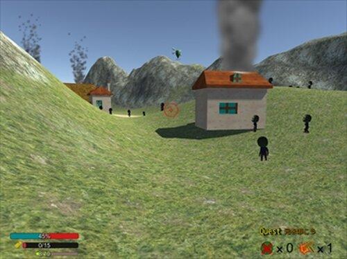 FantasyPandemic Game Screen Shot3