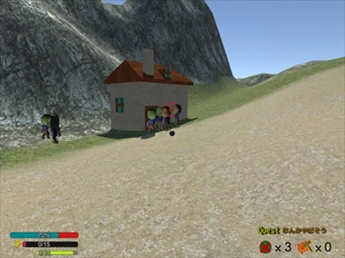 FantasyPandemic Game Screen Shot5