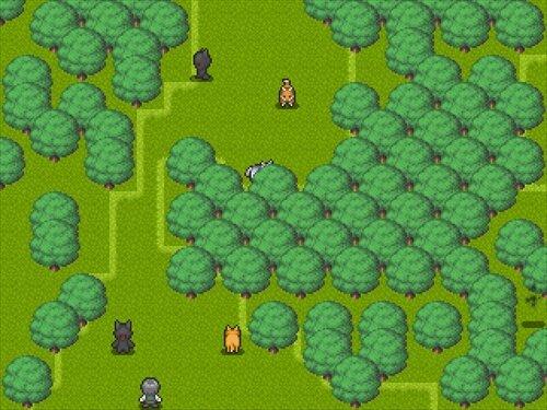 少年と林檎の樹 Game Screen Shot1
