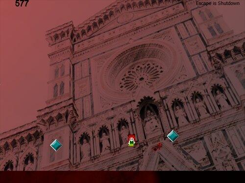 黙示録の日 Game Screen Shot1