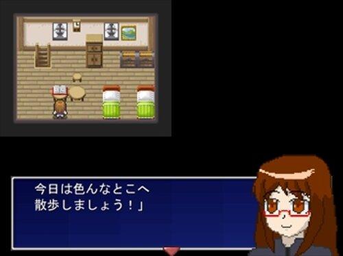 零子の散歩 Game Screen Shot2