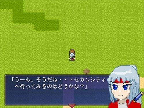 零子の散歩 Game Screen Shot3