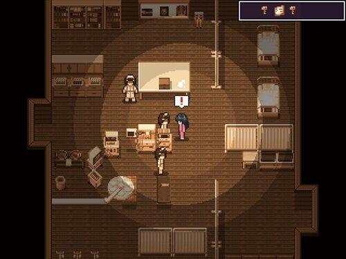 オシイレ Game Screen Shot1