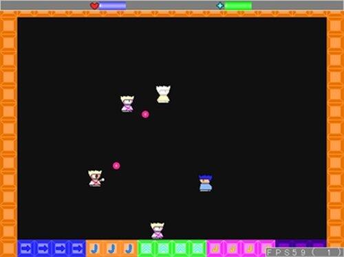 試作アクション Game Screen Shot5
