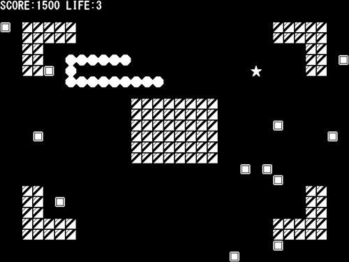 星を探しに Game Screen Shot1