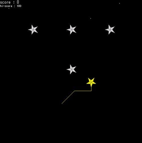 テイラー・テイル・スターズ Game Screen Shot1