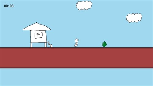 会社員の星野さん Game Screen Shot1