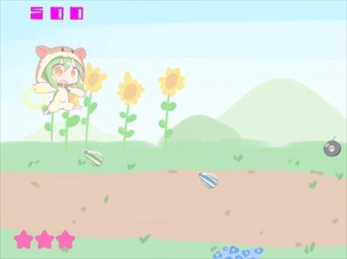 はむちゃんせんせいのゲーム Game Screen Shots