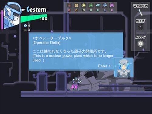MeteorHeldGester Game Screen Shot2