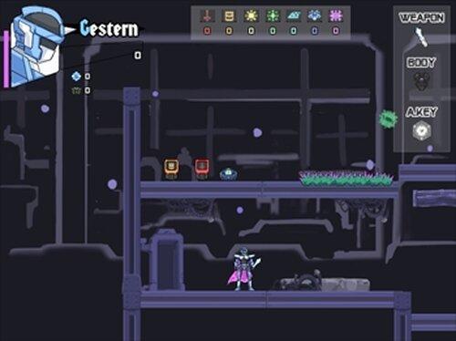 MeteorHeldGester Game Screen Shot3