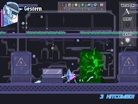 MeteorHeldGester Game Screen Shot4