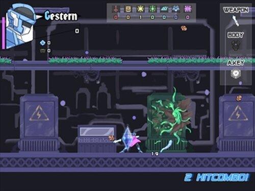 MeteorHeldGester Game Screen Shots