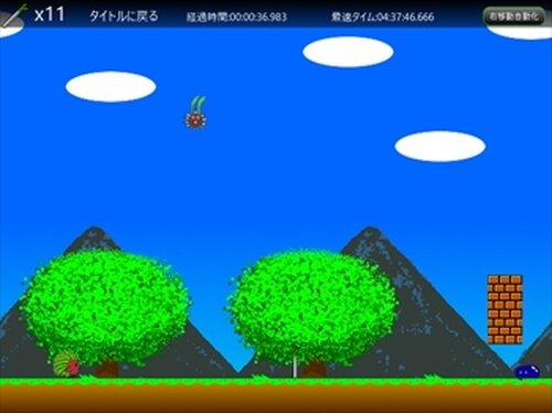 もぐもるのネギあつめ Game Screen Shot3