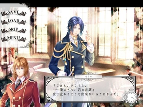 時計屋のピアニスト Game Screen Shot2