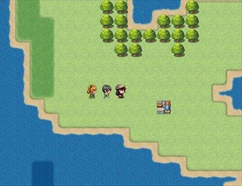 破天荒三姉妹の冒険 Game Screen Shot2