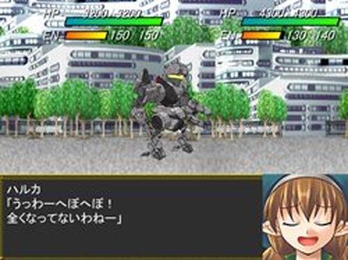 春風戦機エイプリオン Game Screen Shots