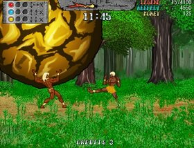 EXTRAPOWER GIANT FIST Game Screen Shot3