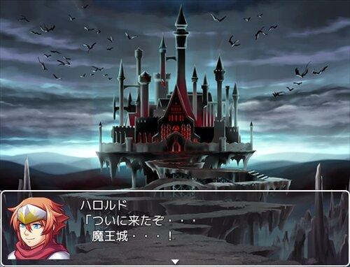 ファイナルバトル4 Game Screen Shot1