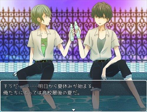 夕夏プールサイド【スマホ対応】 Game Screen Shot3