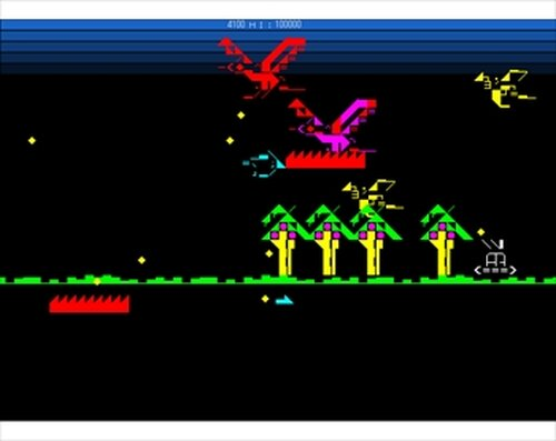 BREATH FIRE Game Screen Shots
