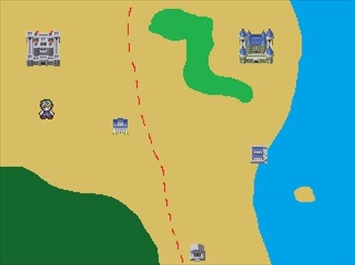 cross X story Game Screen Shot3