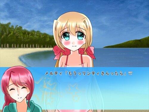 ハートカラーヒロインズ2 Game Screen Shot1