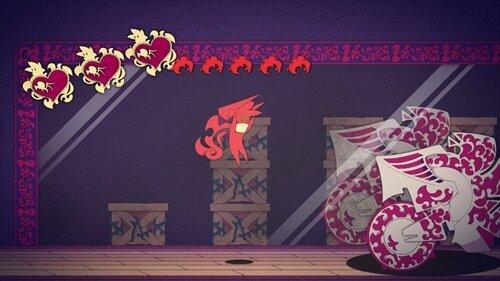 ALUCARD (アルカード) Game Screen Shot1