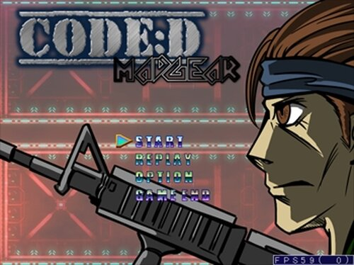 Code:D MadGear Game Screen Shot2