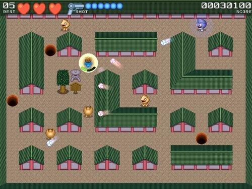 平安京クライシス(体験版) Game Screen Shot1