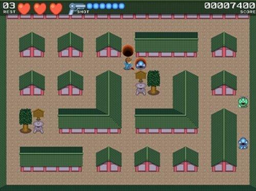 平安京クライシス(体験版) Game Screen Shot5