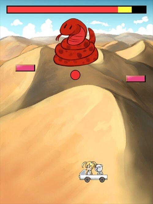 ブロックしゅ~と! Game Screen Shot5
