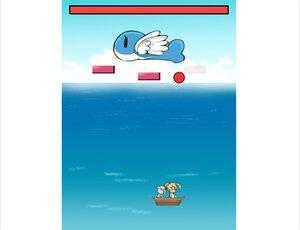 ブロックしゅ~と! Game Screen Shot