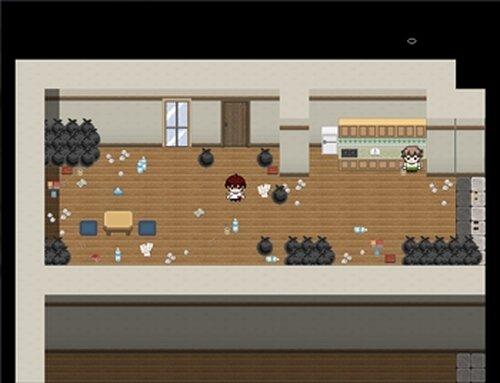 雨のひと夜の Game Screen Shot2