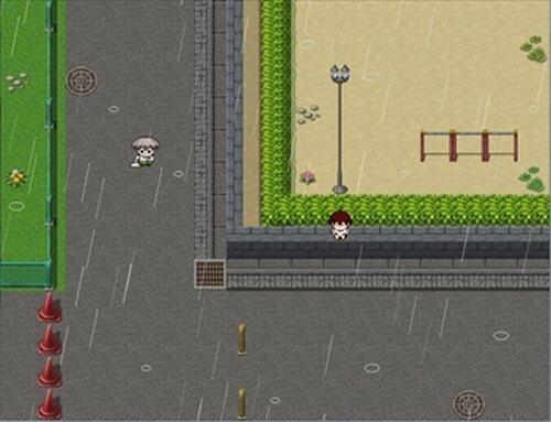 雨のひと夜の Game Screen Shot3