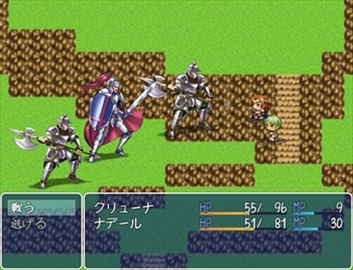 ♪聖女王手記MV Ver2 Game Screen Shot3