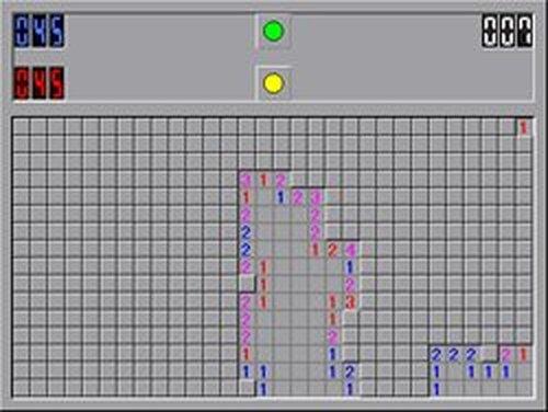 マインスイーパーW Game Screen Shots