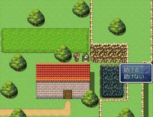 昔々あるところに私がいた・・・ Game Screen Shot3