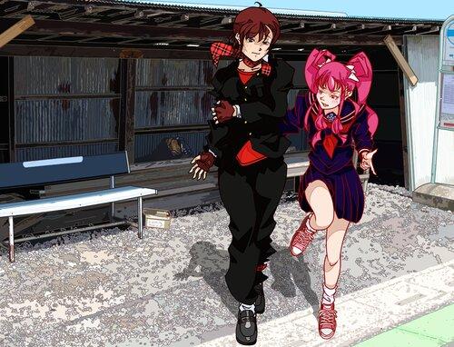 幽霊屋敷桜 - 六片の人身御供 - Game Screen Shot4