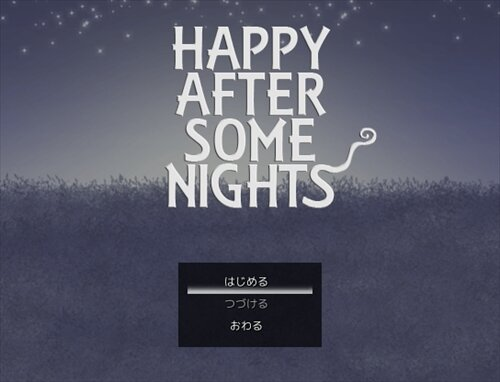 HAPPY AFTER SOME NIGHTS Game Screen Shot1
