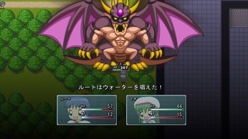 ぐるりん冒険譚 Game Screen Shot1