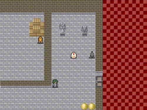コッコクエスト1 Game Screen Shot