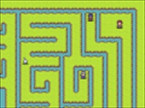 迷路GO Game Screen Shots